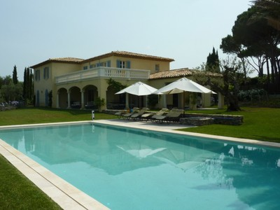 一戸建て for sales at Magnificent villa near the centre and the beach  Saint Tropez, プロバンス=アルプ=コート・ダジュール 83990 フランス
