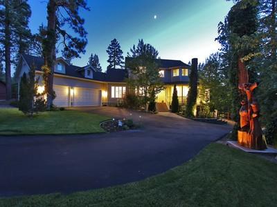 Villa for sales at Luxury Fox Farm Estate 42470 Fox Farm Rd Big Bear Lake, California 92315 Stati Uniti