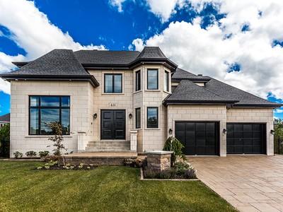 Single Family Home for sales at Repentigny 631 Rue de Bruyere Repentigny, Quebec J5Y 3Y9 Canada