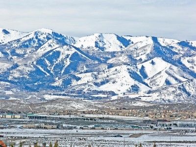 Land for sales at Promontory Lookout Ridge Mountain View Homesite 7065 Powderhorn Ct #14   Park City, Utah 84098 United States