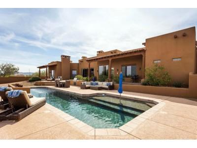 Villa for sales at Gorgeous Private North Scottsdale Home 31912 N 141st Street  Scottsdale, Arizona 85262 Stati Uniti