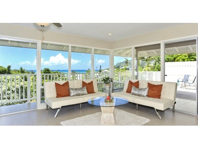 Maison unifamiliale for sales at 142 Pauahilani 142 Pauahilani Pl. Kailua, Hawaii 96734 États-Unis