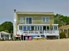 Einfamilienhaus for  rentals at Weekly Rental at Sandy Howard Beach 39 SEaside Lane Old Lyme, Connecticut 06371 Vereinigte Staaten
