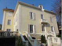 Single Family Home for sales at LYON OUEST - SUPERBE MAISON 1850 AVEC PISCINE CRAPONNE Other Rhone-Alpes, Rhone-Alpes 69290 France