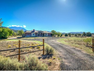 Single Family Home for sales at Renovated Home on 5 Acres 450 N Meadow Dr Dammeron Valley, Utah 84770 United States