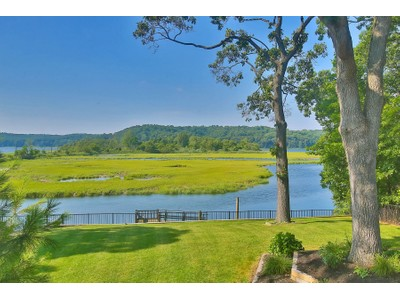 Land for sales at Waterfront Opportunity 144 Black Point Rd  Rumson, New Jersey 07760 United States