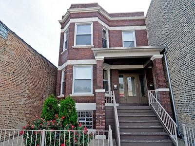 Casa multifamiliare for sales at Horner Park Beauty 4317 N Kedzie  Chicago, Illinois 60618 Stati Uniti