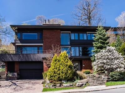 Einfamilienhaus for sales at Westmount 51 Av. Sunnyside Westmount, Quebec H3Y1C3 Kanada