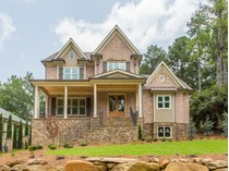 Single Family Home for sales at New Construction In Pine Hills 1070 Canter Road NE  Buckhead, Atlanta, Georgia 30324 United States