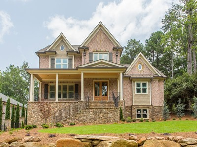Single Family Home for sales at New Construction In Pine Hills 1070 Canter Road NE Atlanta, Georgia 30324 United States