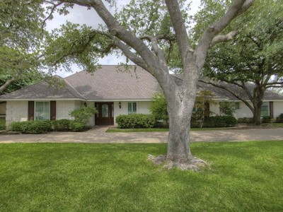 独户住宅 for sales at 3520 Arborlawn Drive  Fort Worth, 得克萨斯州 76109 美国