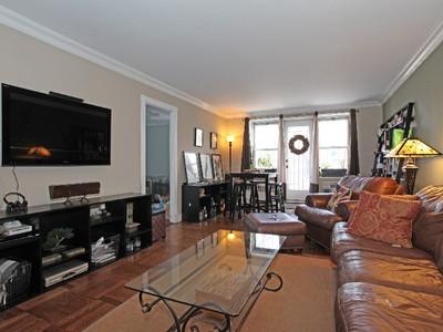 Кооперативная квартира for sales at Beautiful 2 BR w/Huge Terrace 6300 Riverdale Avenue 1J Riverdale, Нью-Мексико 10471 Соединенные Штаты