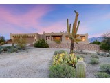 Property Of Perfect Southwest Contemporary on 3.31 Acres