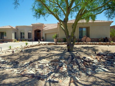 Vivienda unifamiliar for sales at Custom Built Home In Guard Gated Ancala 12357 N 116th Street Scottsdale, Arizona 85259 Estados Unidos