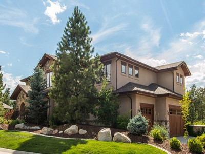 Single Family Home for sales at 2540 Saddleback Drive   Castle Rock, Colorado 80104 United States