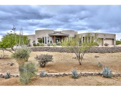Casa para uma família for sales at Incredible Custom Home on 2 Acres in North Scottsdale 14031 E Ranch Road  Scottsdale, Arizona 85262 Estados Unidos