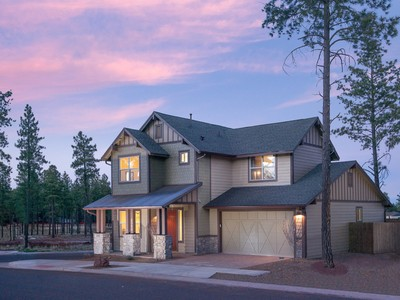 Single Family Home for sales at Stunning Presidio Home 2921 S Camel DR  Flagstaff, Arizona 86001 United States
