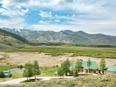 一戸建て for sales at Magnificent Equestrian Estate on two 10 acre lots in the Heart of Park City 4200 North 250 East Park City, ユタ 84098 アメリカ合衆国