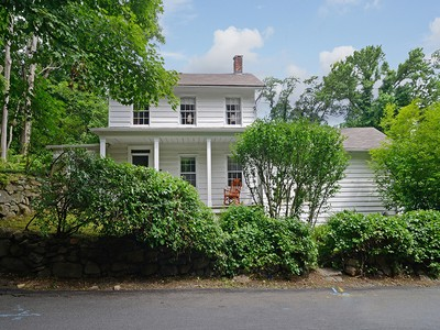 Single Family Home for sales at The Henry Dobbs House 82 Washington Spring Rd. Palisades, New York 10964 United States
