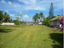 Terrain for sales at Rainbow Road Canalfront Lot Lyford Cay, New Providence/Nassau Bahamas