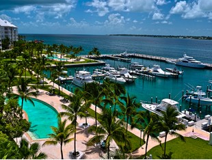 Condominium for rentals at Ocean Club Residences & Marina Ocean Club Estates, Paradise Island, Nassau And Paradise Island Bahamas