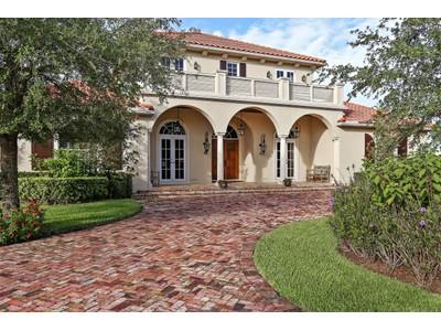 Частный односемейный дом for sales at Saddle Trail Enclave 14268 Belmont Trce Wellington, Флорида 33414 Соединенные Штаты