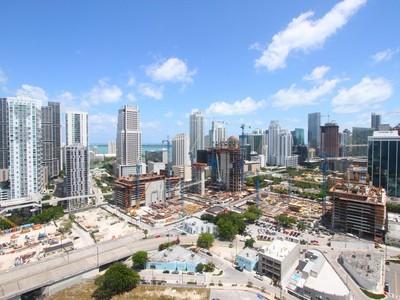Condominium for sales at 92 SW 3 ST 92 SW 3 ST 3001 Miami, Florida 33130 United States