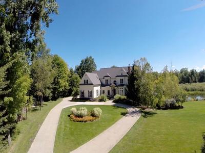 Single Family Home for sales at Metamora Township 1840 East Brocker Road  Metamora, Michigan 48455 United States