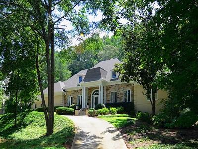 단독 가정 주택 for sales at Rivergate 1785 Brandon Hall Drive Sandy Springs, 조지아 30350 미국