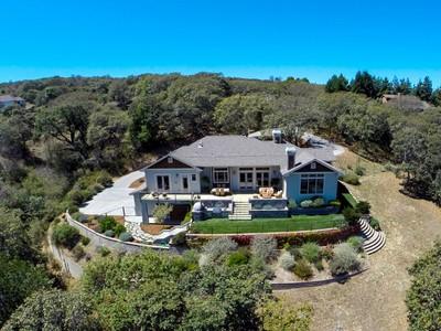 Einfamilienhaus for sales at Ridgecrest 6620 Ridgeview Lane Sebastopol, Kalifornien 95472 Vereinigte Staaten