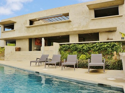 Single Family Home for sales at House of Waterfalls on Vieques Island PR-997 1 Puerto Real Ward Vieques, Puerto Rico 00765 Puerto Rico