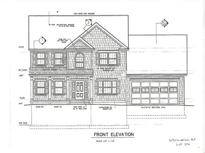 Single Family Home for sales at Fabulous New Construction 250 Whisconier Road  Brookfield, Connecticut 06804 United States