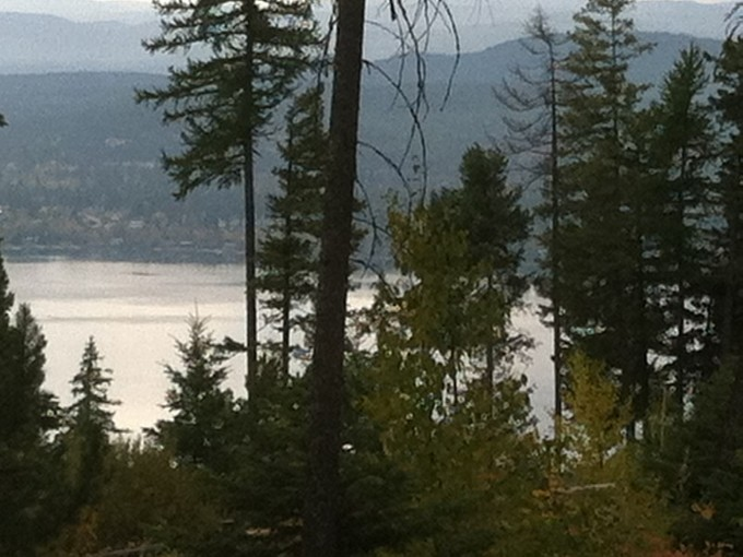 Land for sales at Exceptional Whitefish Lake View 100 Lookout Lane Whitefish, Montana 59937 United States