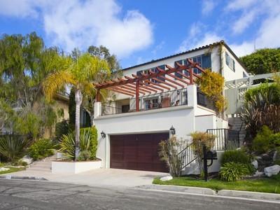 Single Family Home for sales at California Style Living 1241 Via Landeta  Palos Verdes Estates, California 90274 United States