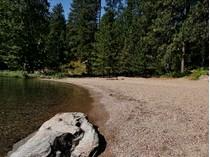 Casa Unifamiliar for sales at Beautiful Swede Bay on Lake Coeur d'Alene 1460 W SWEDE BAY RD   Coeur D Alene, Idaho 83814 Estados Unidos