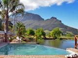 Property Of Famous Stellenbosch Guest Farm on tourist route
