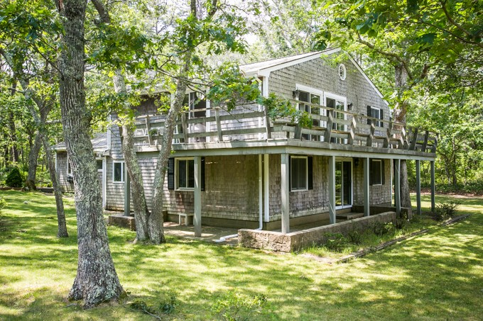 Single Family Home for sales at Private West Chop Location 42 Hagerty Drive Vineyard Haven, Massachusetts 02568 United States