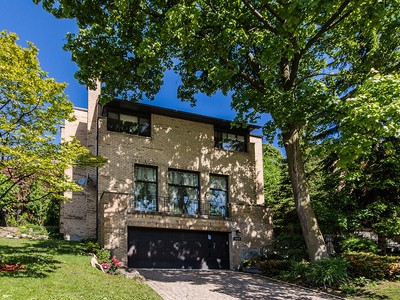 Single Family Home for sales at Westmount 3223 Boul. The Boulevard Westmount, Quebec H3Y1S4 Canada