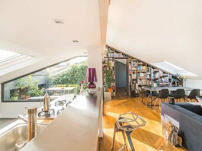 Apartment for sales at Modern mansard with open plan kitchen Milano, Milan Italy