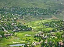 Maison unifamiliale for sales at Jeremy Ranch 3518 Wrangler Way   Park City, Utah 84098 États-Unis