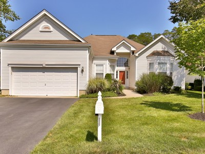 Single Family Home for sales at Adult Community 2528 Sparrowbush Ln Wall, New Jersey 08736 United States