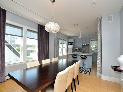 Condominium for sales at Stunning Top Floor Savin Hill Condo 65 Auckland Street Unit 3 Boston, Massachusetts 02125 United States
