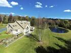Casa para uma família for  sales at Beautiful and Private Retreat 57 Edson Woods Stowe, Vermont 05672 Estados Unidos
