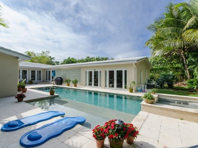 Single Family Home for sales at Bay Point 651 Melaleuca LN Miami, Florida 33137 United States