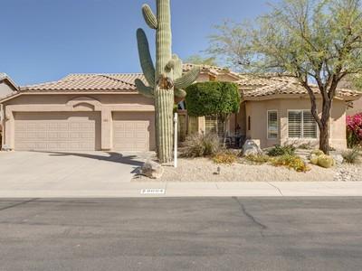 Nhà ở một gia đình for sales at Upgraded Ranch Style Home 9094 E TOPEKA DR Scottsdale, Arizona 85255 Hoa Kỳ