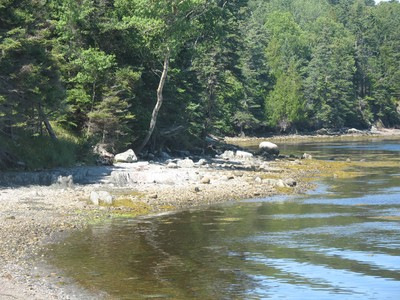Terrain for sales at Turtle Head Cove Land Map 35 Lot 3B Islesboro, Maine 04848 États-Unis