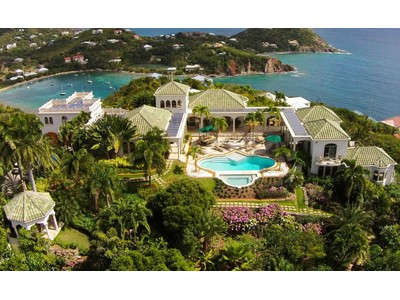 Single Family Home for sales at Villa Kismet 80 Chocolate Hole St John, Virgin Islands 00830 United States Virgin Islands