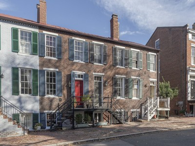 Townhouse for sales at 212 Lee Street, Alexandria  Alexandria, Virginia 22314 United States