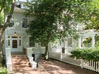 Maison de ville for sales at Adams Morgan 1719 Lanier Place Nw Washington, District De Columbia 20009 États-Unis