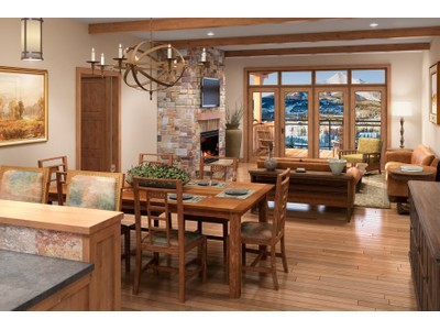 Condominium for sales at New Construction Mountain Lake Condo 2 Summit View Road Unit 501 Big Sky, Montana 59716 United States